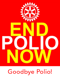 Polio Plus,  We are just this close